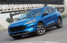Here's What We Know About The Upcoming 2021 Ford Escape