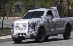 Is This The 2021 Ford F-150 Super Cab Showing Fresh Design