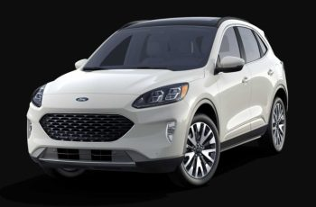 Most Expensive 2020 Ford Escape Costs $40,705