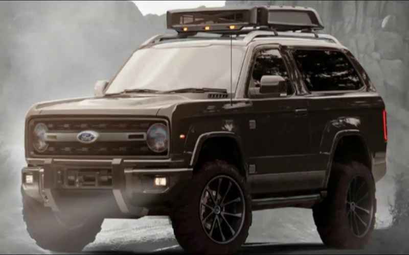New 2020 Ford Bronco Specs And Price