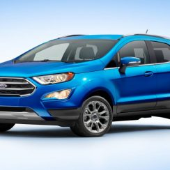 New 2020 Ford Ecosport For Sale | Vin: Maj6S3Gl2Lc346162