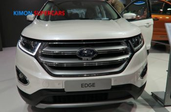 New 2020 Ford Edge - Exterior & Interior