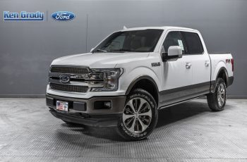 New 2020 Ford F-150 King Ranch 4Wd Crew Cab Pickup