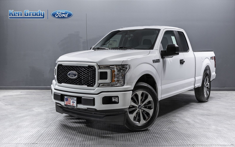 New 2020 Ford F-150 Xlt Rwd Extended Cab Pickup