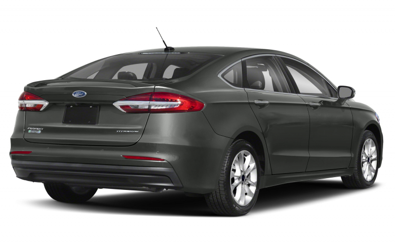 New 2020 Ford Fusion Energi - Price, Photos, Reviews, Safety