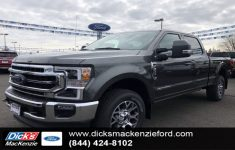 New 2020 Ford Super Duty F-350 Srw Lariat 4Wd Cc 160 With Navigation & 4Wd