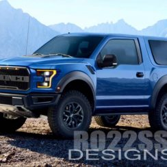New Ford Bronco 2020 (Svt Raptor Version)