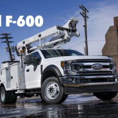 New Ford F-600 Packs Big Truck Capability In A Smaller Body