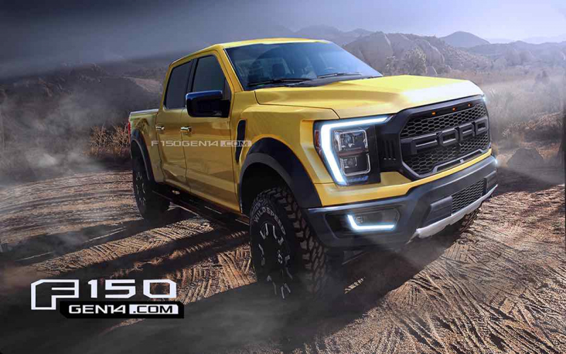 New Suspension And Possibly V8 Coming To 2021 Ford F-150