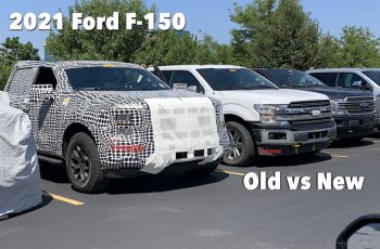 Next 2021 Ford F-150 May Be Even Larger Than The Current