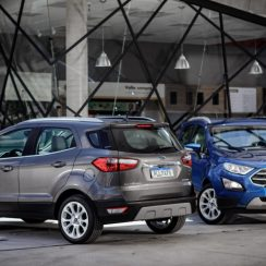 Nieuwe Ford Ecosport 2021 ← Prijzen, Versies, Specificaties