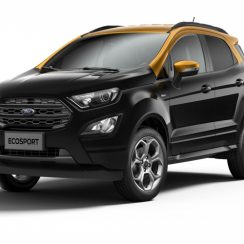 Nieuwe Ford Ecosport St-Line Black | Ford Nl