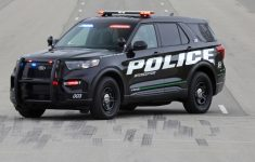 Police Power: 2020 Ford Explorer Police Interceptor Hybrid