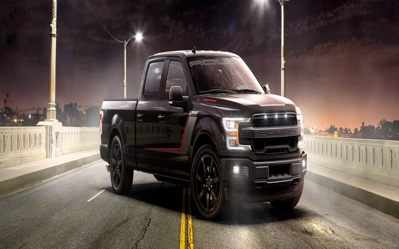 Roush F-150 Nitemare Is Met 650 Pk Snelste Pick-Up Ooit