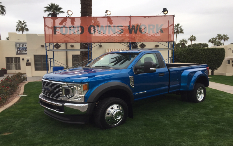 Seriously Quick: 2020 Super Duty Trucks Are Ford's Most