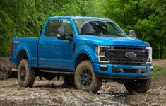 Size Matters: Ford F-250 Tremor Compared To Ranger Fx4