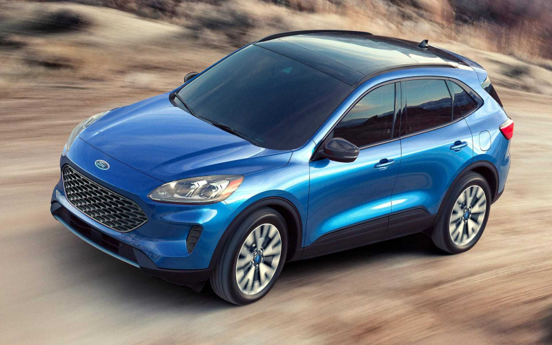 Sneak Peek: The 2020 Ford Escape | Woodhouse Ford Of Omaha, Inc.
