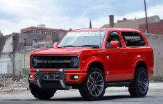 The 2020 Ford Bronco Could Get A 7-Speed Manual Transmission