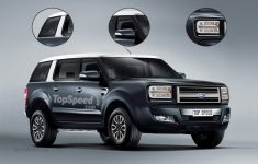 The 2020 Ford Bronco Will Take A Swing At The Jeep Wrangler