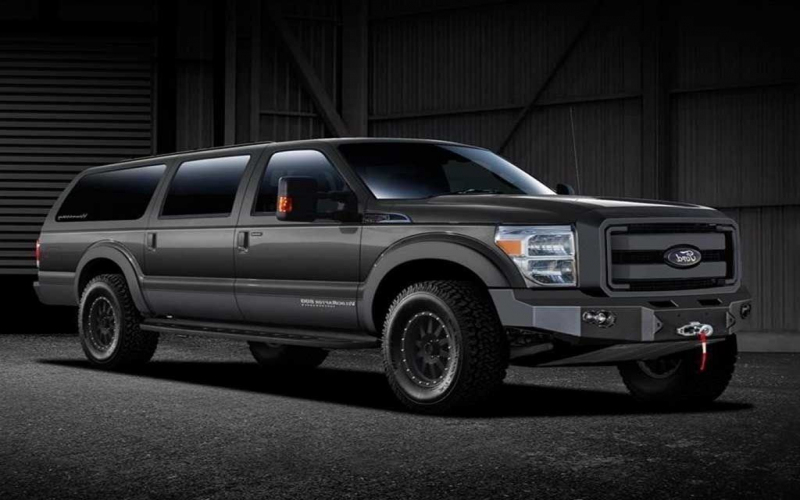 The 2020 Ford Excursion Diesel Specs And Review : Cars
