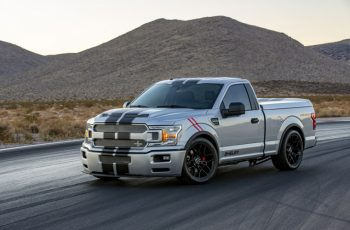 The 2020 Shelby F-150 Super Snake Sport Is Ford's Most