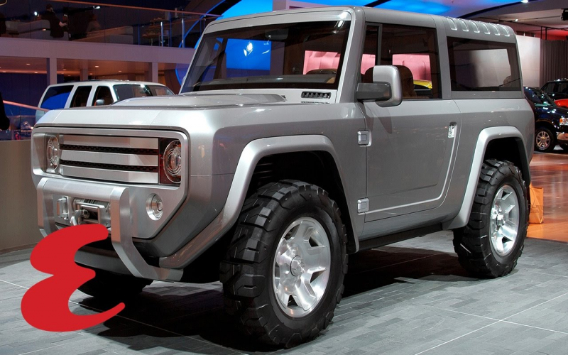 The Ford Bronco Will Be Back In 2020