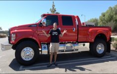 The Ford F-650 Is A $150,000 Super Truck - Youtube