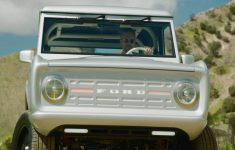 The World's First Electric Ford Bronco Is Vegan | Livekindly