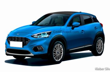 This Is What The Upcoming 2020 Ford Ecosport Will Look Like