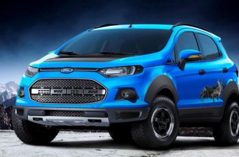 Ultra Stoer: Ford Ecosport Storm Concept | Autofans