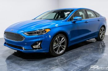 Used 2020 Ford Fusion Titanium For Sale ($20,893) | Perfect