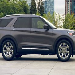 What Colors Does The 2020 Ford Explorer Come In?