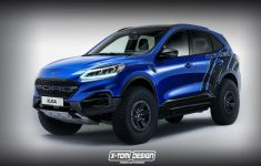 Would A Ford Escape Raptor Be Crazy Enough To Work?